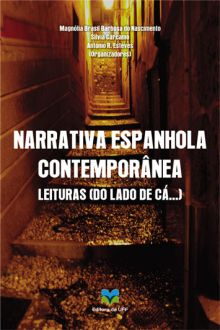 Narrativa Espanhola Contemporânea Leituras do lado de cá 220px