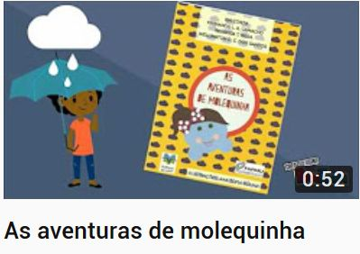 As aventuras de Molequinha Vídeo